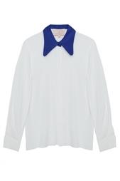 Шелковая блузка Roksanda