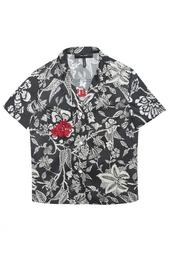 Шелковая блузка Isabel Marant