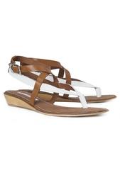 Кожаные сандалии Dottie Diane von Furstenberg