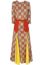 Шерстяное платье Tata Naka