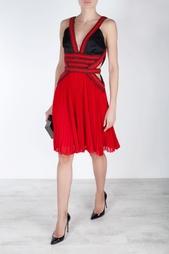 Платье из искусственного шелка Jason Wu