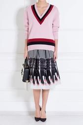 Шелковая юбка Holly Fulton