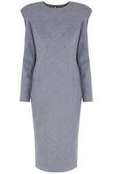 Шерстяное платье Zac Posen