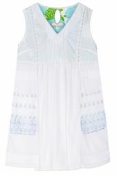 Хлопковое платье Coco Rooh