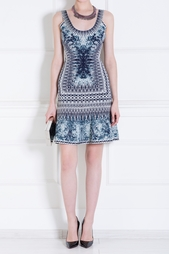 Платье из вискозы Ivana Hervé Léger