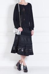 Шерстяная юбка Junya Watanabe