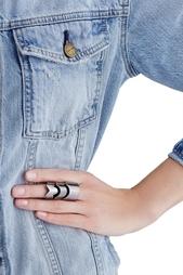 Кольцо из латуни Eddie Borgo