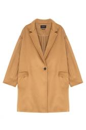 Пальто из шерсти и кашемира Isabel Marant