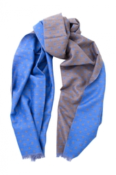Шерстяной платок Alexander Terekhov