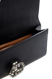Кожаный клатч Gucci