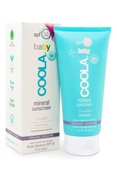 "Солнцезащитный крем для лица и тела без запаха ""Baby"" SPF50 90ml Coola Suncare"