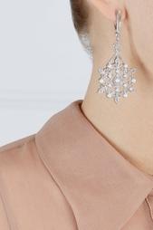 "Серьги ""Снежинки"" Axenoff Jewellery"