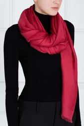 Однотонный шарф Gucci
