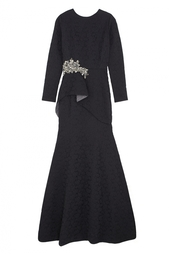 Платье с вышивкой Araida