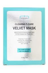 Очищающая маска T-Care Velvet, 5x30ml Sferangs