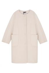 Однотонное пальто Victoria Andreyanova