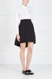 Однотонная юбка Victoria Andreyanova