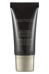 Тональная основа Silk Crème Moisturizing Photo Editon Sand Beige 30ml Laura Mercier