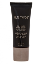Тональная основа Silk Crème Moisturizing Photo Editon Cashew Beige 30ml Laura Mercier