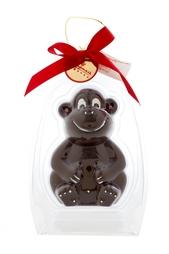 Обезьянка из горького шоколада Конфаэль