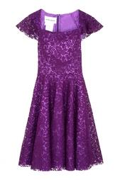 Кружевное платье Ester Abner