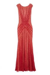Платье с вышивкой Ester Abner