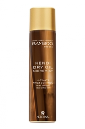 Сухое масло-спрей для тонких волос Bamboo Smooth Kendi Dry Oil Mist 170ml Alterna