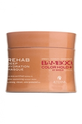 Восстанавливающая маска для волос Bamboo Color Care Rehab Deep Hydration 150ml Alterna