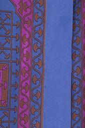 Шелковое платье (70-e гг.) Hermes