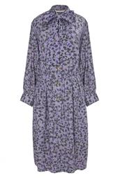 Шерстяное платье (70-е гг.) Yves Saint Laurent Vintage