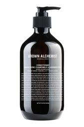 Кондиционер для волос «Дамасская роза, ромашка и лаванда» 500ml Grown Alchemist