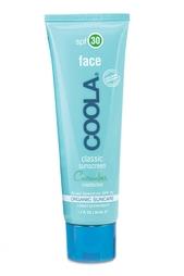Солнцезащитный увлажняющий крем для лица «Огурец» SPF30 50ml Coola Suncare
