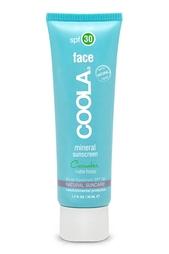 Солнцезащитный матирующий крем для лица «Огурец» SPF30 50ml Coola Suncare