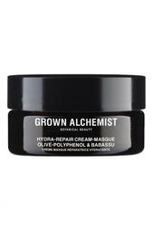 Увлажняющая маска для лица «Полифенолы и бабассу» 60ml Grown Alchemist