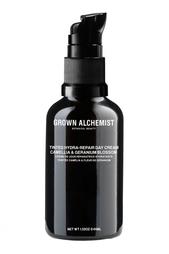 Тонирующий крем для лица «Камелия и цветки герани» 45ml Grown Alchemist