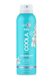 Солнцезащитный спрей для лица и тела без запаха SPF30 177ml Coola Suncare