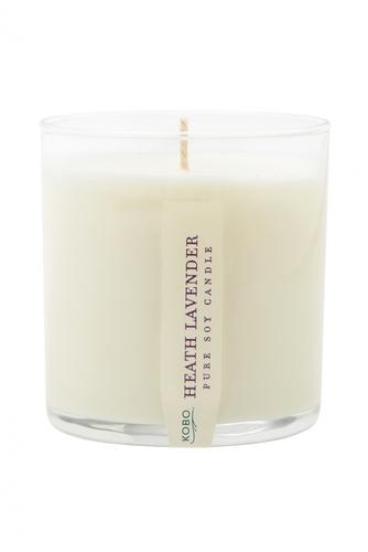 Ароматическая свеча Health Lavender 240гр.