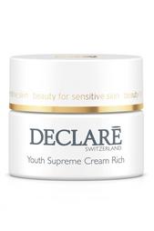 Питательный крем для лица Youth Supreme Rich 50ml Declare