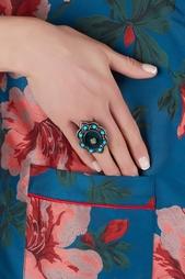 Кольцо с кабошонами Gucci