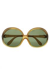 Солнцезащитные очки (70-е) Christian Dior Vintage