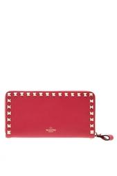 Кожаный кошелек Valentino