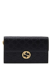 Кожаный кошелек Icon Gucci