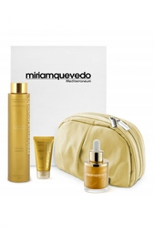 Набор средств для волос The Ultimate Luxurious Global Anti-Aging Sublime Gold Edition Miriamquevedo