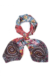 Шелковый платок «Сюзане» Gourji