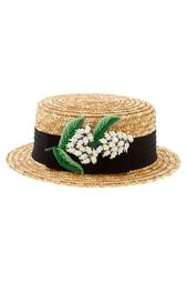 Соломенная шляпа Alexander Arutyunov
