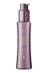 Интенсивно увлажняющая сыворотка-подготовка Caviar Moisture Intense Oil Crème pre-Shampoo 125ml Alterna