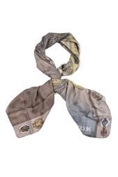 Шелковый платок «МГУ» Gourji