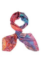 Шелковый платок «Азербайджан» Gourji