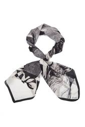 Шелковый платок «Аэлита» Gourji