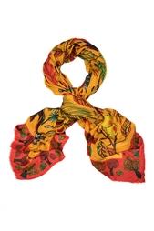 Кашемировый платок «Осенние листья» Gourji